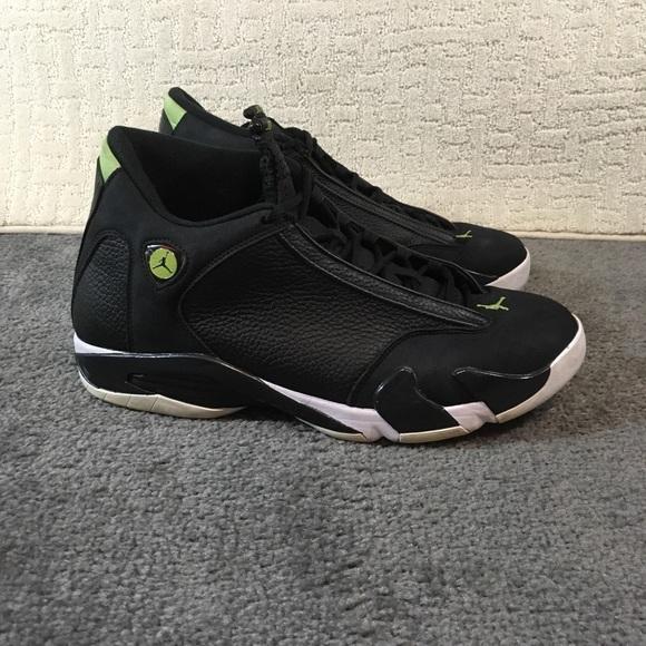 huge selection of 857e7 d929f Nike Air Jordan 14 Retro 487471-005 Size 13